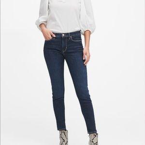 Banana Republic Skinny Jean Size 27P